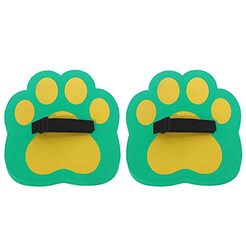 Adjustable Bear Paw Shoes,1 Pair Child Sports Toy Shoes for Kids Parents Race Walking Competition School Physical Education Class Family Parent-Child Interactive Game Activities