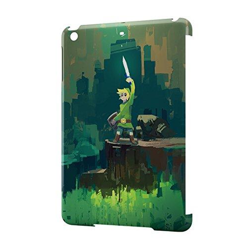 Capa Case TPU iPad Mini 2/3 Zelda (BD01)