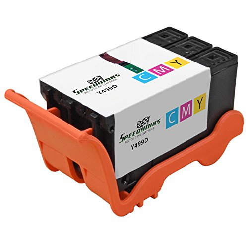Speedy Inks - Compatible Dell Y499D 330-5274 Series 21 Color Ink Cartridge for use in Dell V313 and V313w