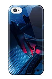 For Iphone 4/4s Premium Tpu Case Cover Ghost In The Shell Protective Case