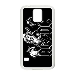DDOUGS ACDC Personalized Cell Phone Case for SamSung Galaxy S5 I9600, Best ACDC Case