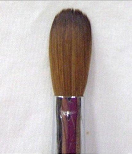 PROFESSIONAL Premium KOLINSKY Acrylic Nail Brush Round CRIMPED #8