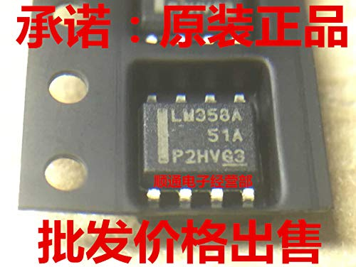 10pcs//lot Dual Operational Amplifier LM358ADR LM358A LM358AD New Original in Stock