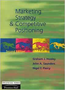 amazon com strategic positioning Assignments course is the existing strategic positioning of the company and whether you would suggest a better alternative 2: porter's frameworks and bret baird leadership online (a): barnes & noble vs amazoncom boston, ma: harvard business school case 9-798-063, may 26, 1998.
