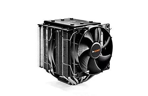 be quiet! BK019 Dark Rock Pro 3 - CPU Cooler - 250W TDP- Intel LGA 775/1150 / 1155/1156 / 1366/2011 & AMD Socket AM2(+)/ AM3(+)/ FM1 / FM2 / 754/939 / 940