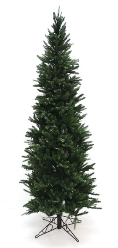 Special Happy Corp LTD Oregon Pine Artificial Prelit Christmas Tree, 6-1/2-Feet, Clear Lights by Good Tidings (Image #2)