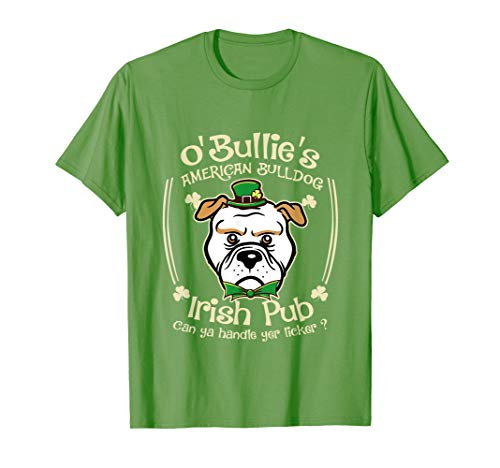 shirt for american bulldog - 6