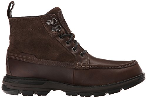 Timberland Brown Heston Mid Dark boot impermeabile gWwZcSgBa