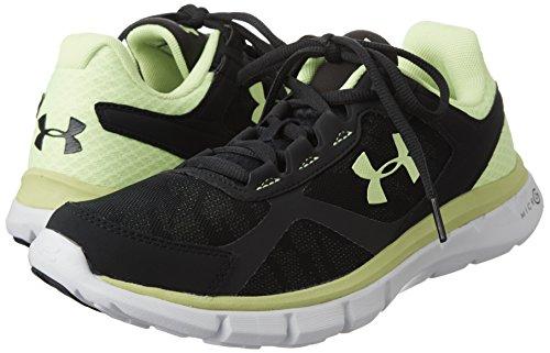 Running Graphic G anthracite Shoes Armour Uomo Under Velocity Micro Grigio YBZWPp