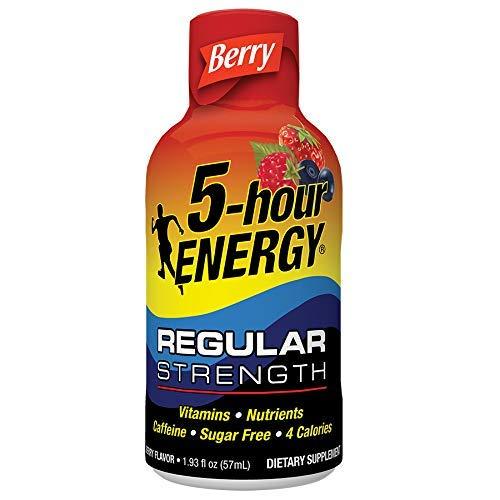 Best Energy Shots
