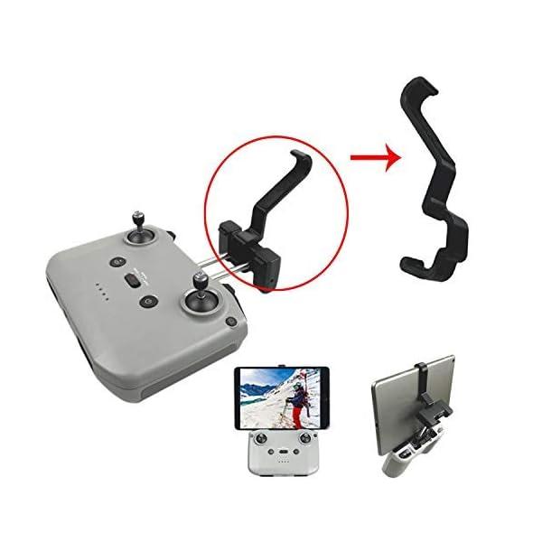 Hensych Telecomando per Tablet, Supporto esteso per trasmettitore e Tablet, Supporto Culla per Accessori Mavic Air 2 2 spesavip