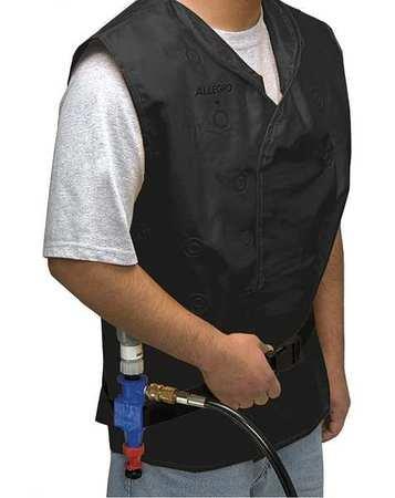 Cooling Vest, XL/2XL, Black