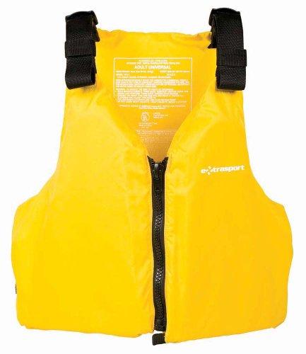 Extrasport Canoe (Extrasport Fleet Universal Adult Type III Yellow)