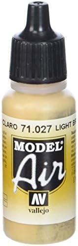 ファレホ モデルエアー 71027 ライトブラウン