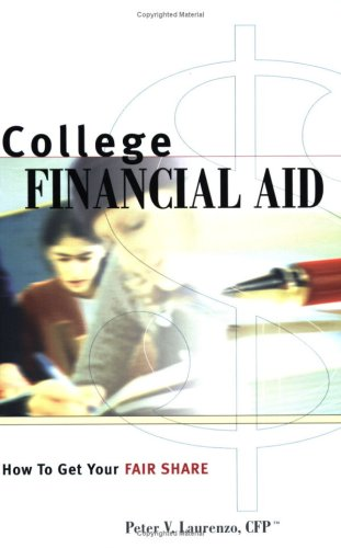 College Financial Aid How To Get Your Fair Share
