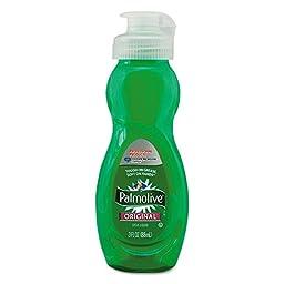 Palmolive 35110014173 Dishwashing Liquid, Original Scent, 3 oz. Bottle (Pack of 6)