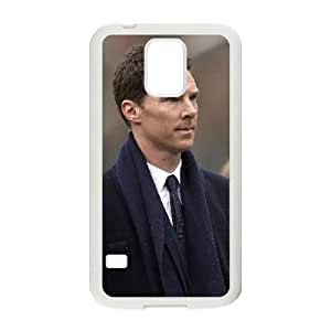Benedict Cumberbatch Samsung Galaxy S5 Cell Phone Case White gift pp001_9402520
