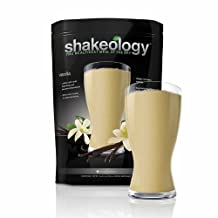 Shakeology 30 Day Servings in a BAG, Gives You Energy Reduce Cravings Maintain Healthy Body Weight (Vanilla)