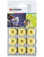 GARDENA Cleansystem-Shampoo: Cirkelvormige reinigingsringen voor de zachte reiniging van laklagen en kunststofoppervlakken, gerichte dosering (1680-20), standaard