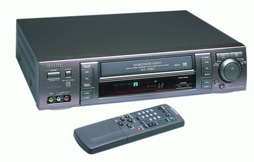 Aiwa HV-MX100 Hi-Fi Multi-System (Vhs Player Pal)