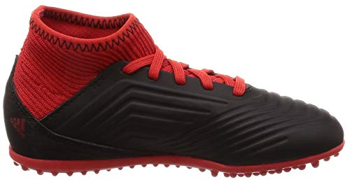 3 de J Predator adidas Ftwbla fútbol Negbás Botas Adulto Tango 18 Rojo 001 TF Negro Unisex FwtqqCBx