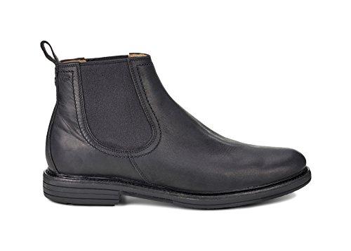 Ugg Scarpe Uomo - Chelsea Boots Baldvin - Nero, Misura: 45,5 Eu