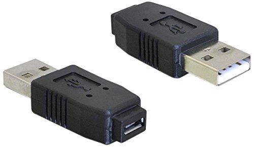 USB2.0-Adapter USB-Micro-B-Stecker auf USB-Mini-B-Buchse