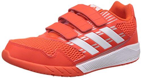 adidas AltaRun CF K - Zapatillas de deportepara niños, Naranja - (ENERGI/FTWBLA/PLAMET), 5