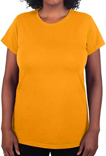 Have It Tall Women's T Shirt Premium Ringspun Cotton Made In USA Sizes ST - 2XLT
