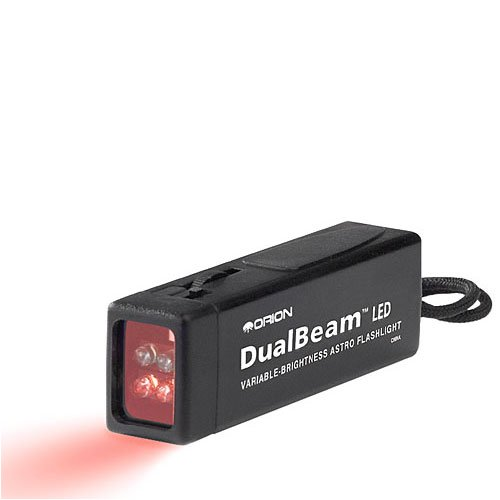 Orion 5756 DualBeam LED Astronomy - Flashlight Astronomy