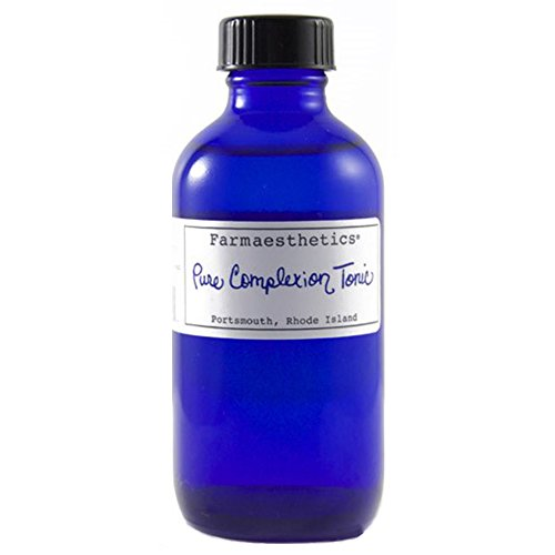 Farmaesthetics Pure Complexion Tonic 4 oz made in New England