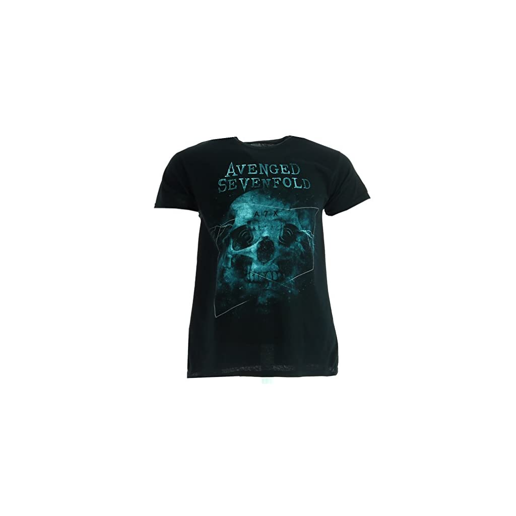 Avenged Sevenfold Galaxy negro
