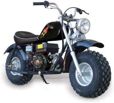 Amazon.com: Baja Motorsports HT65 Heat 65 Mini Bike (Black ...