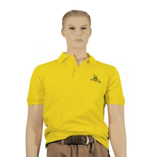 Online Stores, Inc. Dont Tread On Me Shirt Polo S As Shown