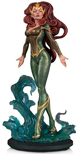DC Collectibles DC Cover Girls: Mera by Joelle Jones Resin Statue
