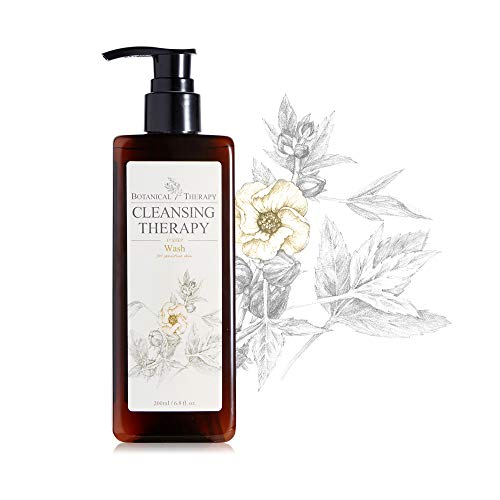 Botanical Therapy Soothing Baby Body Wash with Calendula, Witch Hazel Extract and Other Natural Botanical Ingredients, Great for Sensitive Skin and Eczema - 6.76 fl. oz. - Moisture Therapy Restorative