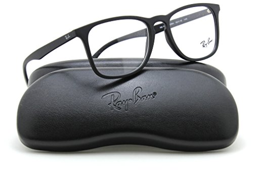Ray-Ban RX7074 Square Unisex Prescription Eyeglasses 5364 - - Ray Glasses Case Ban Prescription