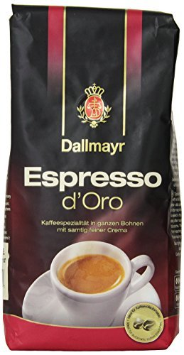 Dallmayr Whole Bean, Expresso D'oro, 17.6 Ounce by (Doro Whole Beans)