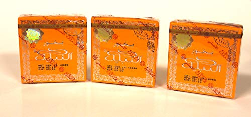 中間発行する有力者Bakhoor Nabeel ( Touch Me ) Incense 40 Gm By Nabeel Perfumes 3 Pack B00F21AYBM
