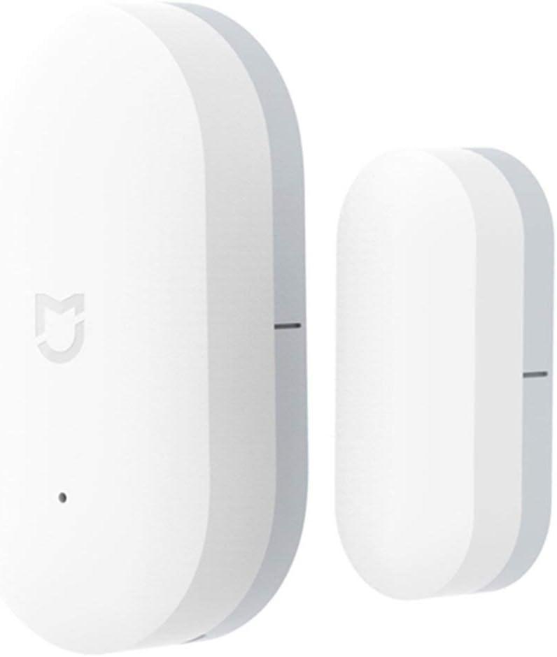 Momorain Xiaomi Door Window Sensor Tamaño de Bolsillo Kits de Smart Home Sensor antirrobo Sistema de Alarma Trabaja con Gateway Mijia Mi Home App