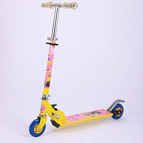 Cetengkeji Yellow1 スクーター、二輪車 Cetengkeji、折りたたみ式、スクーター、自転車 B07QK9J13B B07QK9J13B Yellow1 Yellow1, おしゃれ年賀状とジュエリー夢工房:12d4c281 --- amlaksanat.com