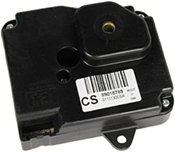 ACDelco 15-73989 GM Original Equipment Air Conditioning Vacuum Actuator
