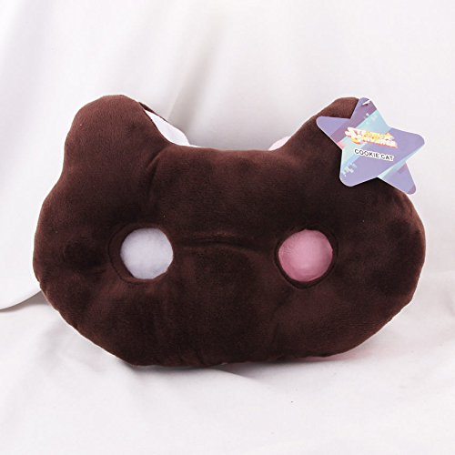 Cookie Cat Plush Pillow Stuffed Toy (Snoopy Cat For Sale)