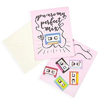 Amazon cheeky modern pop set of 8 greeting cards and envelopes cheeky modern pop set of 8 greeting cards and envelopes 425 x 55 pink m4hsunfo