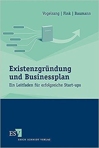 Cover des Buchs: Existenzgründung und Businessplan: Ein Leitfaden für erfolgreiche Start-ups