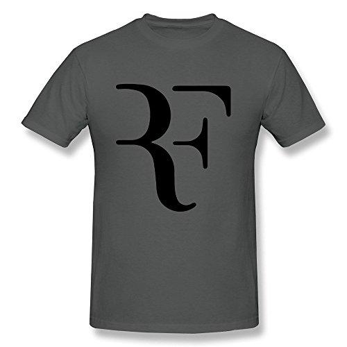 Rong'c Men's Roger Federer T-shirt