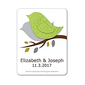 41WAGV4mOaL._SS300_ Plantable Wedding Favors & Seed Packet Favors