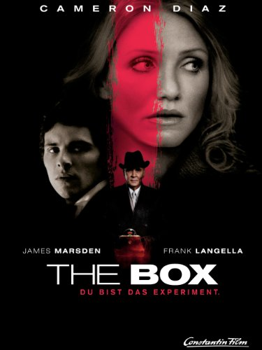 The Box - Du bist das Experiment Film