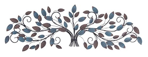 Deco 79 63280 Metal Wall Decor