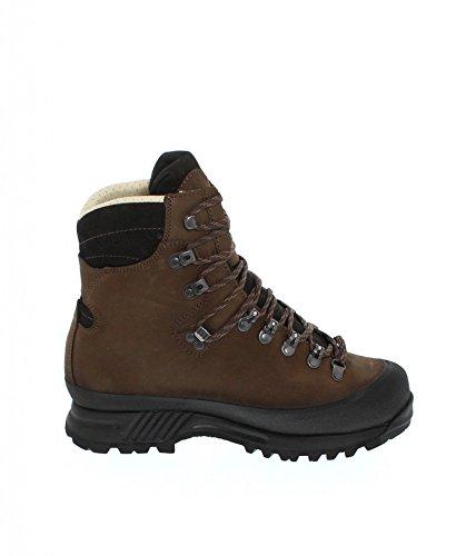Randonne Wide Hommes Marron Gtx De Alaska En Hanwag Hauteur Chaussures OqvwBqPx